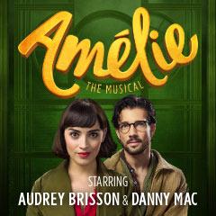 Book Amélie Tickets