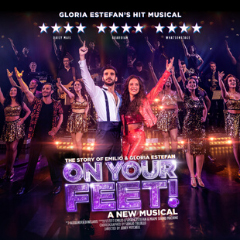 Book On Your Feet  Tickets