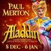 Book Aladdin tickets - the New Wimbledon Theatre Tickets