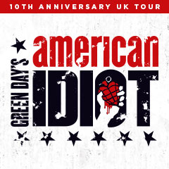 Book American Idiot tickets - the New Wimbledon Theatre Tickets