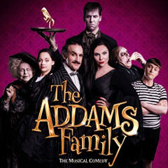 Book The Addams Family Tickets