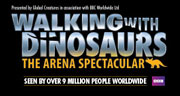 Book Walking With Dinosaurs Tour - London O2 Arena Tickets