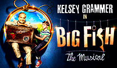 Book Big Fish The Musical Tickets from LOVEtheatre for The Other Palace