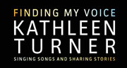 Book Kathleen Turner - Finding My Voice Tickets