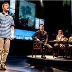 DEAR EVAN HANSEN at the Noel Coward Theatre - Photo credit Matthew Murphy