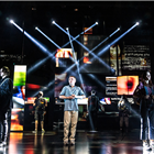 DEAR EVAN HANSEN at the Noel Coward Theatre - Photo credit Matthew Murphy