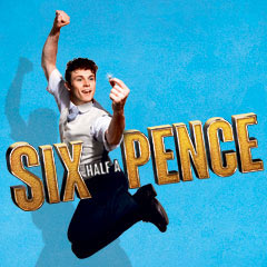 Book Half A Sixpence Tickets