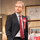 Martin Freeman in Labour of Love. Photo by Johan Persson.