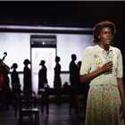 Sheila Atim Girl From the North Country at the Noel Coward Theatre, London