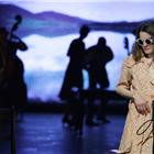 Shirley Henderson in Girl From the North Country at the Noel Coward Theatre, London