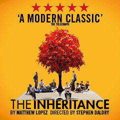 Book The Inheritance - Part 1 Tickets