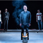 John Benjamin Hinkley,  Inheritance, Noel Coward Theatre, Image Marc Brenner