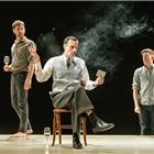 Kyle Soller, Paul Hilton, Hubert Burton, Inheritance, Noel Coward Theatre, Image Marc Brenner