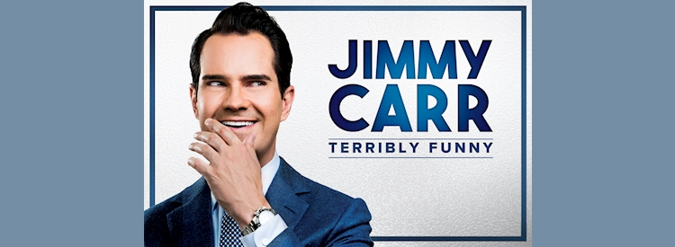 Jimmy Carr - Terribly Funny