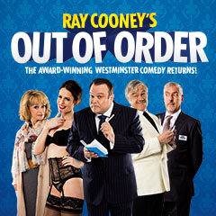 Book Out Of Order - Churchill Theatre Bromley Tickets