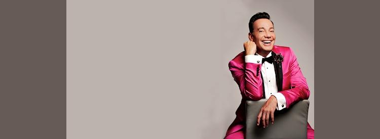 Craig Revel Horwood - The All Balls And Glitter Tour