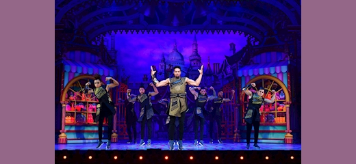 Jack and The Beanstalk (Milton Keynes)