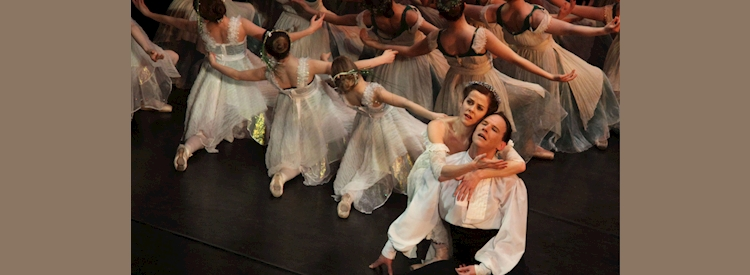 English Youth Ballet - Giselle