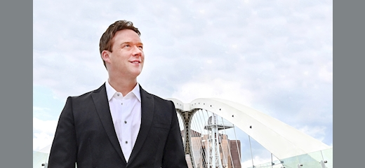 Russell Watson - 20th Anniversary of The Voice