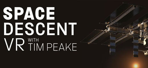 Space Descent is now on sale at the Science Museum