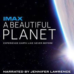 Book A Beautiful Planet 3D Tickets