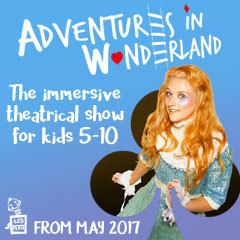 Book Adventures In Wonderland Tickets