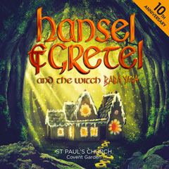 Book Hansel And Gretel Tickets