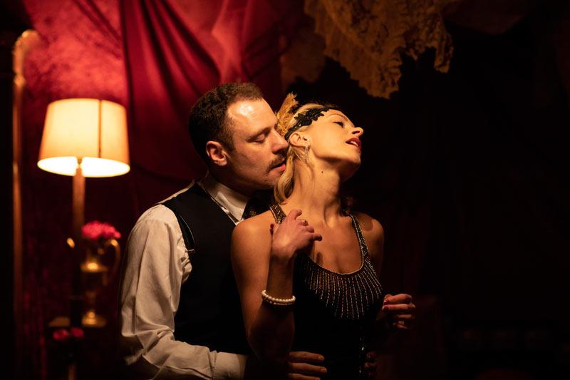 The Great Gatsby Tickets Gatsbys Drugstore A Secret Central