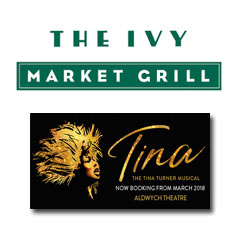 Book Tina - The Tina Turner Musical + The Ivy Market Grill - 2 Course Pre Theatre Tickets