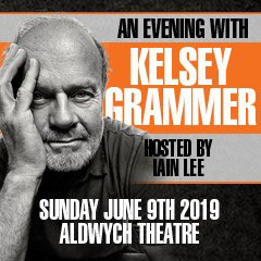 Book An Evening with Kelsey Grammer Tickets