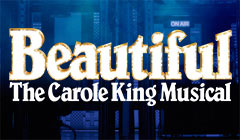 Beautiful The Carole King Musical Tickets from LOVEtheatre - West End Theatre Tickets