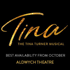 Book TINA - The Tina Turner Musical Tickets