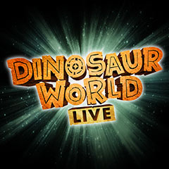 Book Dinosaur World Live Tickets