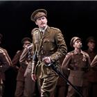 Ben Cutler and Ensemble  War Horse at the Wembley Troubadour Theatre photo credit Brinkhoff & Mogenburg