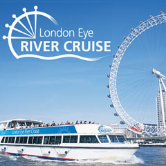 Book London Eye River Cruise Tickets