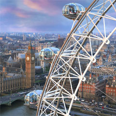 Book EDF Energy London Eye Tickets
