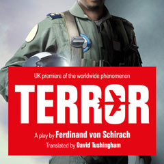 Book Terror Tickets